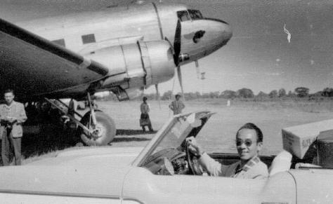 Xuân Lôi, phi trường Lào 1953.
