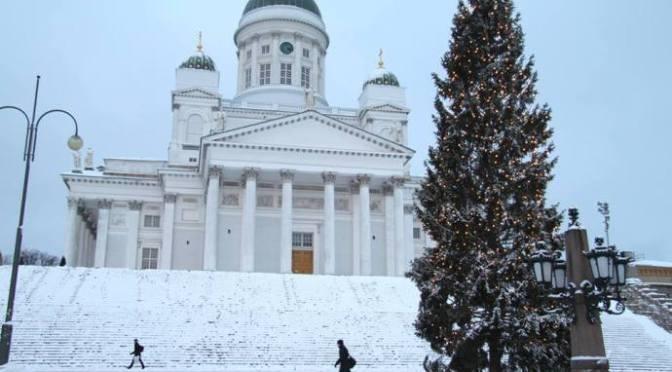 Nhà thờ ở Helsinki