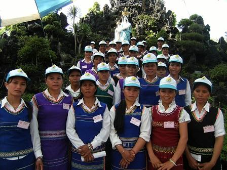 (2) Hội Hiền mầu Buôn Hằng