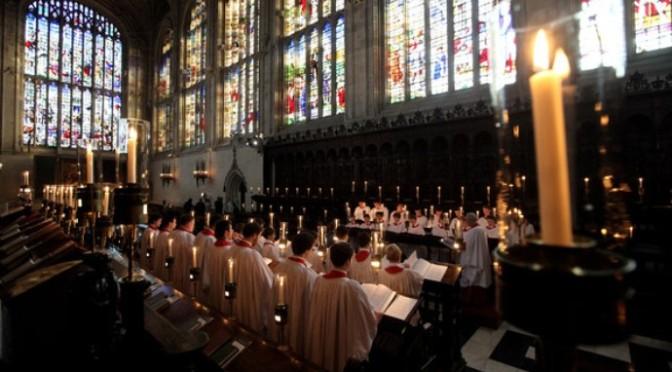 Nhạc Giáng sinh – The King's College Choir