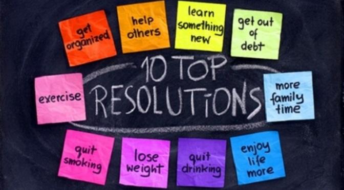 Quyết Định Năm Mới – New Year Resolution
