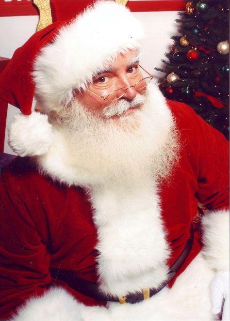 """Một """"Ông già Noel""""."""