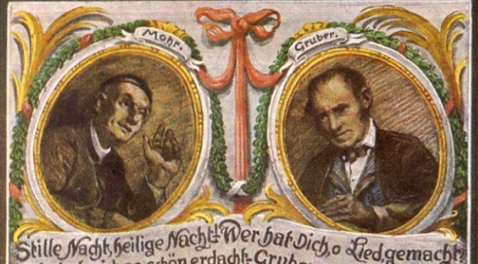 Thánh Ca Giáng Sinh – Đêm Thánh Vô Cùng – Joseph Mohr & Franz Xaver Gruber