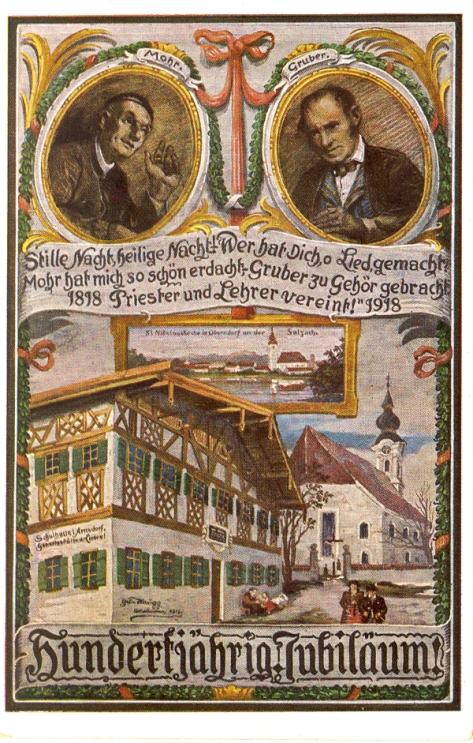 Joseph Mohr và Franz Gruber.