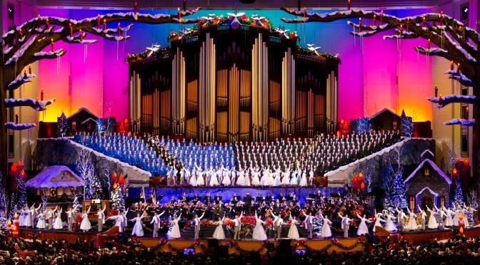 Christmas Music – Mormon Tabernacle Choir