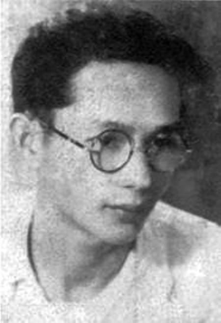 Thi sĩ Hàn Măc Tử.