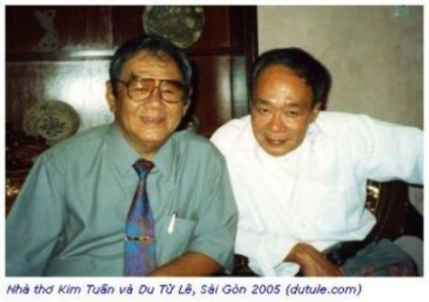 kimtuan_NT Kim Tuấn và Du Tử Lê