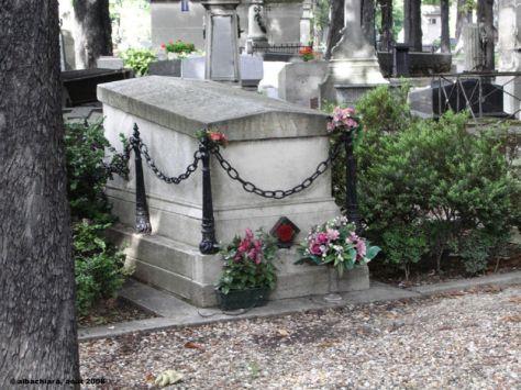 Mộ của Paul-Marie Verlaine.