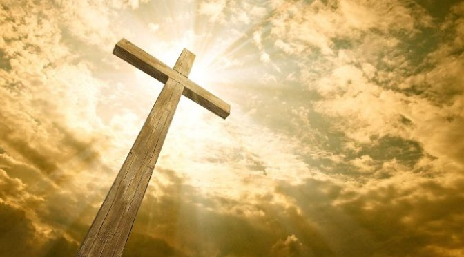 Nhìn lên thánh giá Chúa