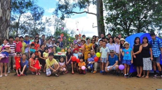 Tết Việt ở Brisbane