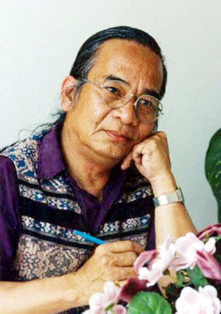 Thi sĩ Hoàng Anh Tuấn.