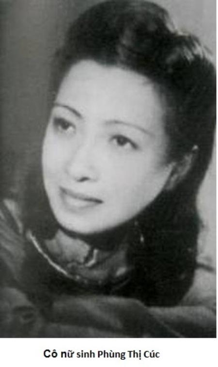 luutronglu_Cô nữ sinh Phùng Thị Cúc