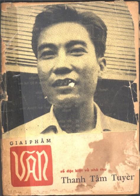 thanhtamtuyen_Thi sĩ Thanh Tâm Tuyền
