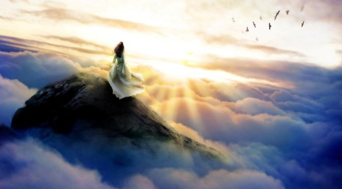 Thiên thần và Mặt trời