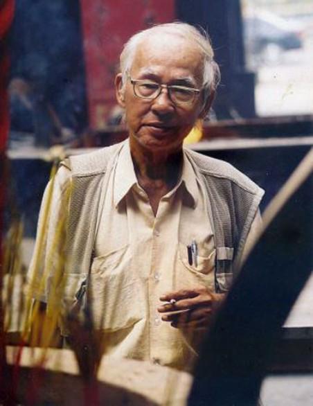 Thi sĩ Kiên Giang.