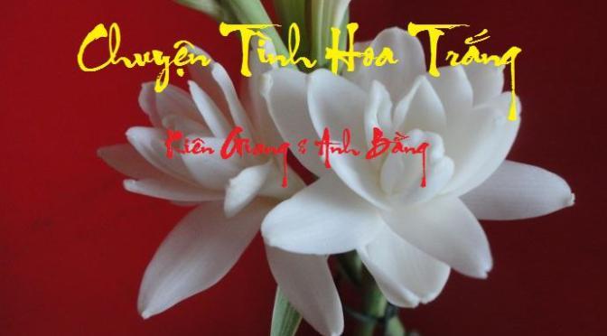 """Tân Nhạc VN – Thơ Phổ Nhạc – """"Chuyện Tình Hoa Trắng"""", """"Hồi Chuông Xóm Đạo"""" – Kiên Giang & Anh Bằng"""