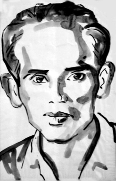 Thi sĩ Lưu Trọng Lư.