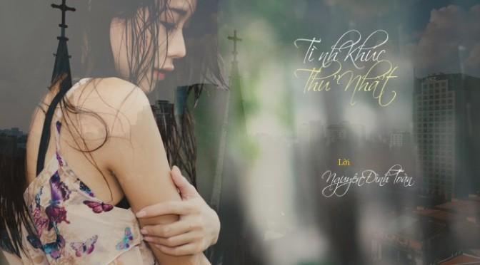"""Tân Nhạc VN – Thơ Phổ Nhạc – """"Tình Khúc Thứ Nhất"""", """"Em Đến Thăm Anh Đêm 30"""" – Nguyễn Đình Toàn & Vũ Thành An"""