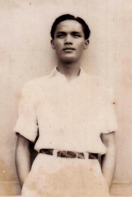 Thi sĩ Nguyễn Nhược Pháp.
