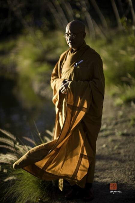 Thiền sư Hoàng Quốc Bảo.