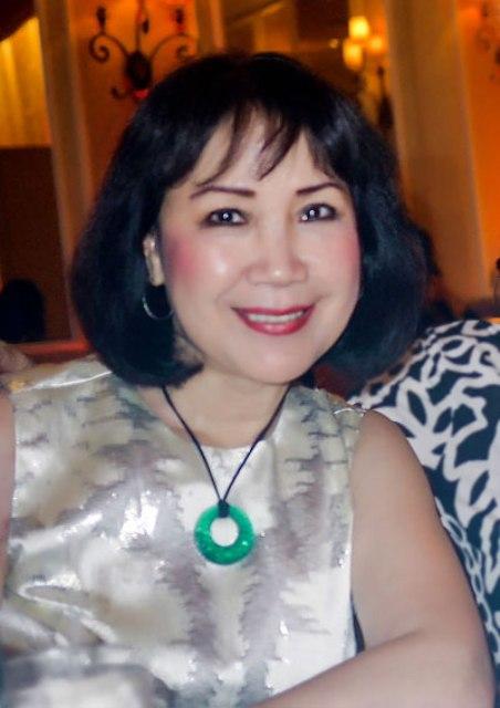 Ca sĩ Quỳnh Giao.