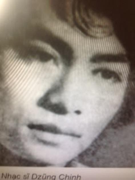 Nhạc sĩ Dzũng Chinh.