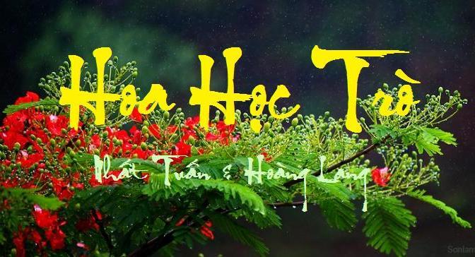 """Tân Nhạc VN – Thơ Phổ Nhạc – """"Hoa Học Trò"""", """"Tiếng Hát Đồi Sim"""" – Nhất Tuấn & Hoàng Lang"""