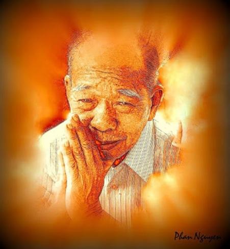 Thi sĩ Phạm Thiên Thư.