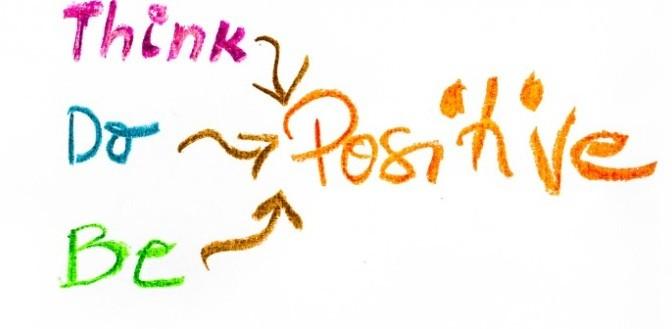 Suy nghĩ và nói năng tích cực