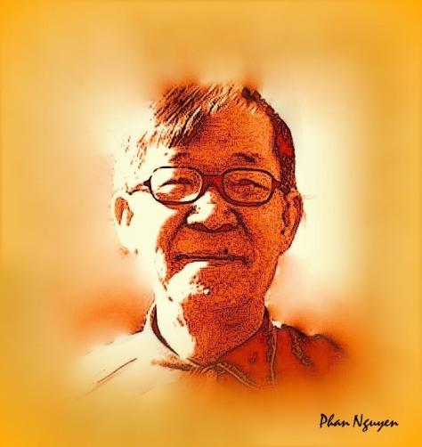 Thi sĩ Trần Dạ Từ.