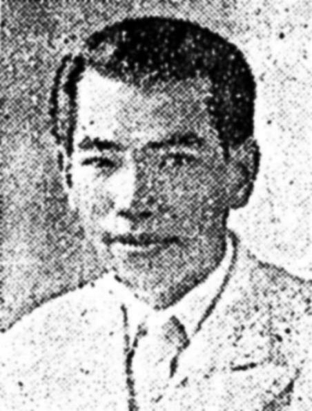 Thi sĩ Vũ Anh Khanh (1926-1957). (Hình: Theo tài liệu Nguyễn Văn Sâm)