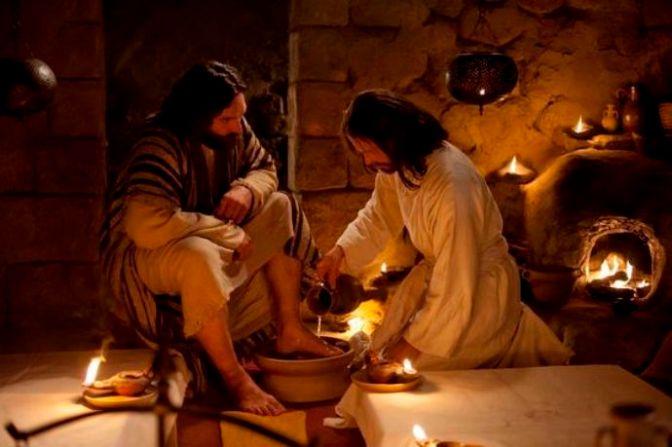 Tình yêu và tính lãnh đạo trong Giêsu