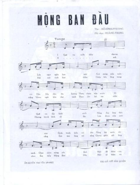hodinhphuong_Mộng Ban Đầu1