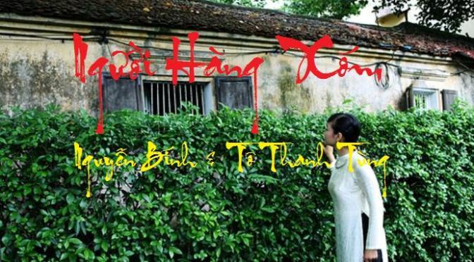 """Tân Nhạc VN – Thơ Phổ Nhạc – """"Người Hàng Xóm"""" – Nguyễn Bính & Tô Thanh Tùng"""