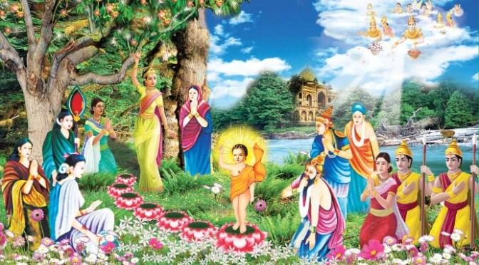 Chào mừng Phật Đản lần thứ 2643 (Phật lịch 2563 – dương lịch 2019)
