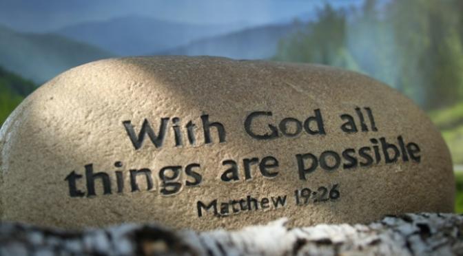 Lòng tin của bạn mạnh đến đâu?