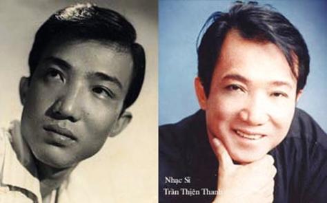 Nhạc sĩ Trần Thiện Thanh.