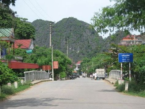 Cầu Đông, Hoa Lư.