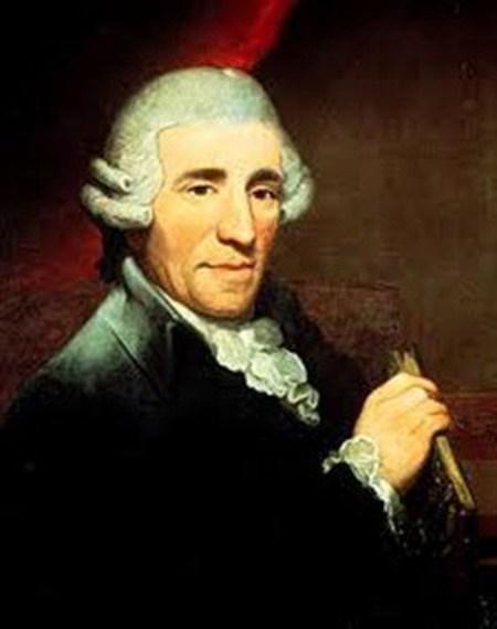 Joseph Haydn (1732-1809).