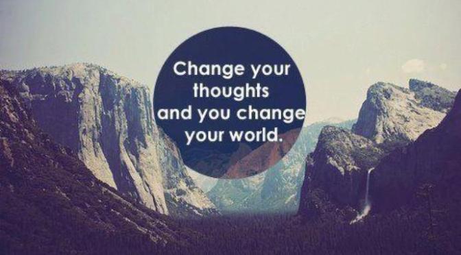 Thay đổi chính ta để thay đổi thế giới