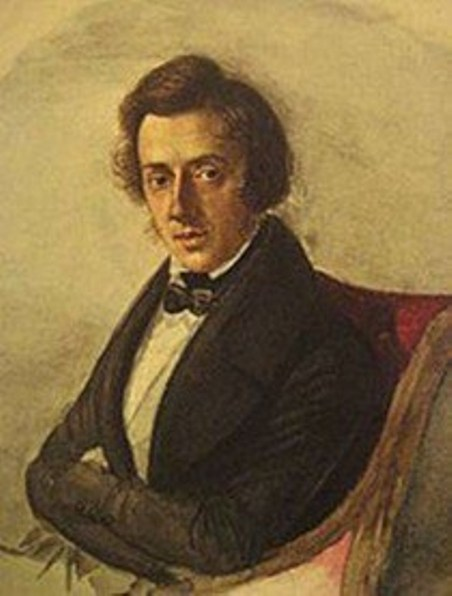 Frederic Chopin (1810-1849).