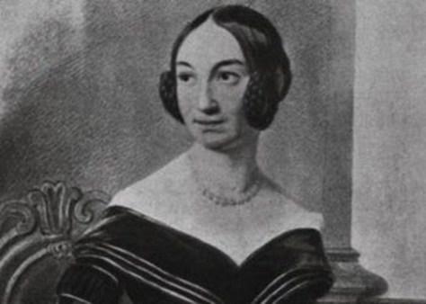 Maria Wodzinska (1819-1896).