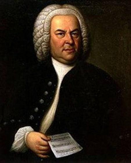 Nhạc sĩ Johann Sebastian Bach (1685-1750).
