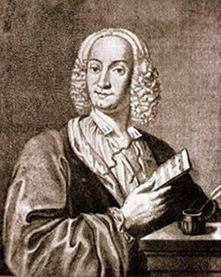 Nhạc sĩ Antonio Vivaldi (1678-1741).