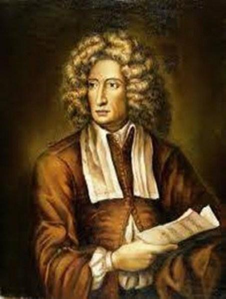 Nhạc sĩ Arcangelo Corelli (1653-1713).