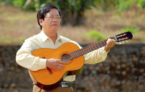 Nhạc sĩ Vũ Hoàng.