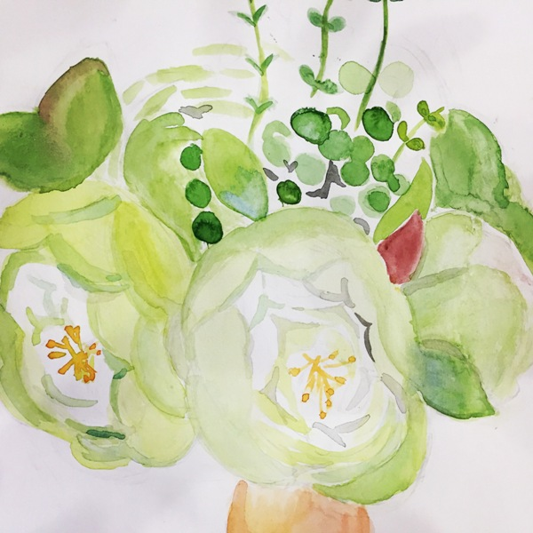 2. Summer flowers