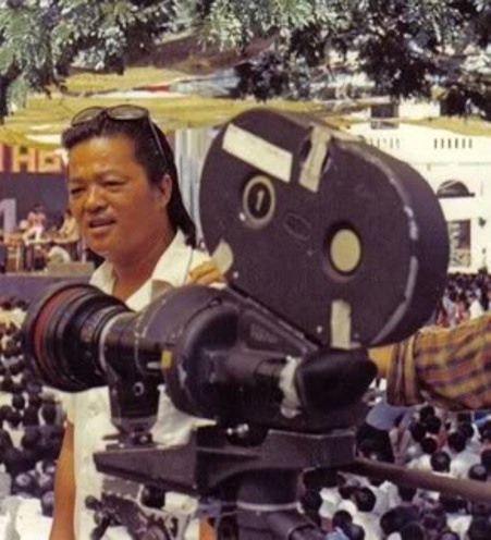 Đạo diễn điện ảnh Nguyễn Long.