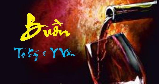 """Tân Nhạc VN – Thơ Phổ Nhạc – """"Buồn"""" – Tạ Ký & Y Vân"""
