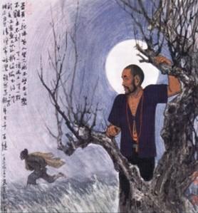 Thiền sư Ryokan ước gì có thể tặng tên trộm vầng trăng (giác ngộ)